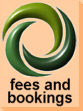 fees and bookings